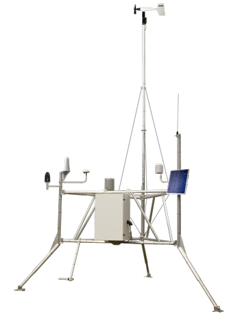 Fixed Remote Automated Weather Station (RAWS)