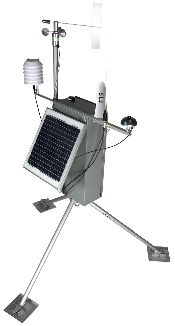 Portable Remote Automated Weather Station (RAWS)