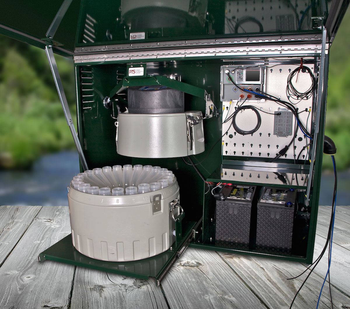 Remote Automated Sediment Event Monitoring Station