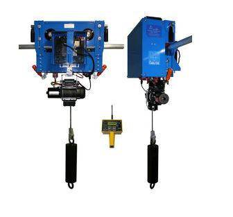 Cabl Fox - towing system for deployment of an ADCP or radar device for discharge measurements