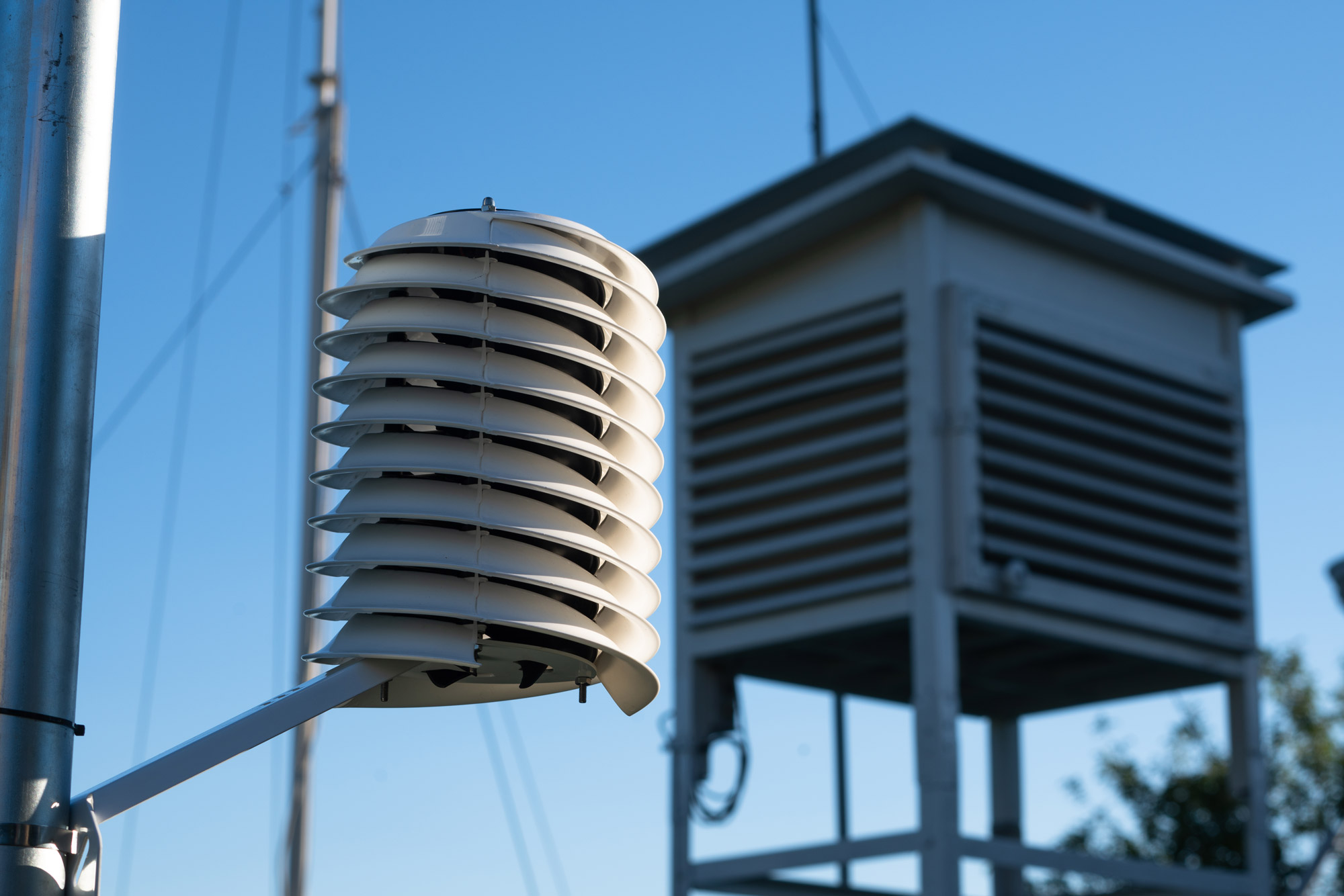 MeteoHelix - WMO certified micro weather stations